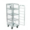 Medical Records Condense Filing Trolleys